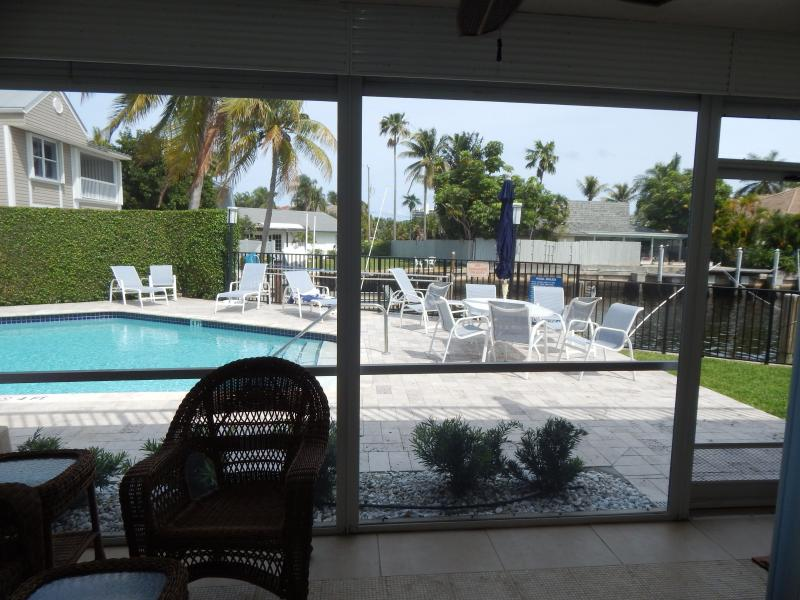 Delray Beach Waterfront Townhome Boat Dockage Carolyn Boinis Listing Broker